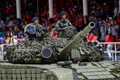 Maduro llamó a defender la soberanía del país.