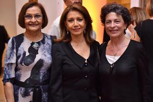 Claudia, Laura y Marisa