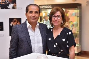 Mauricio y Gabriela