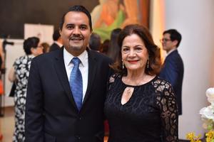 Roberto y Minerva
