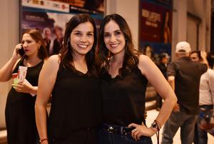 Lucía Ramírez y Susana Villarreal