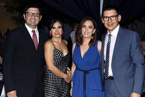Juan, Josi, Carmen e Israel