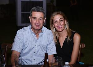 Juan Carlos y Ana