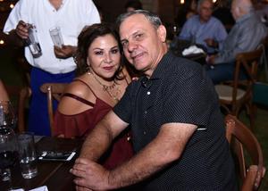 Lizeth y David