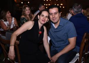 Lorena y David