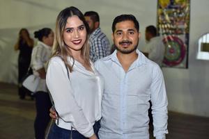 Fernanda y Manuel