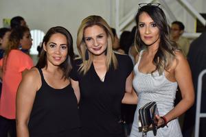 Karina, Blanca e Ixchel