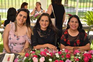 Mayra, Norma y Gina