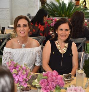 Rocío y Marcela.