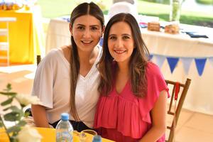Andrea y Yola