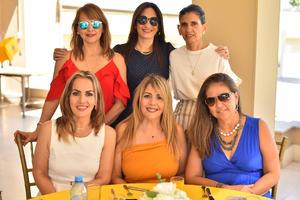 Mara, Patricia, Soar, Lilian, Luly y Pilar