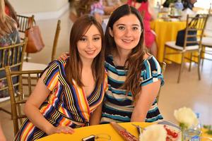 Marcela y Claudia
