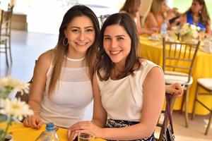 Melissa y Sofía