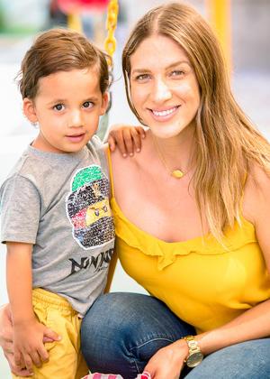 Lucas y Brenda Jensen