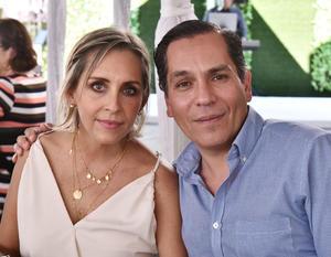 Liz y Fernando