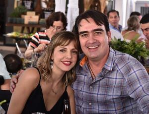 Rocío y Beto