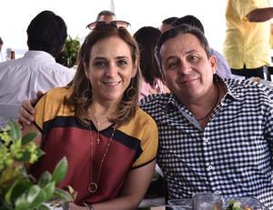 Sandra y Víctor
