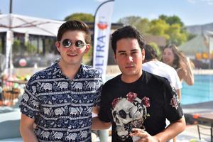 Alfredo y Luis Antonio