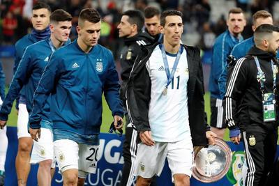 Argentina se queda con el tercer lugar de Copa América