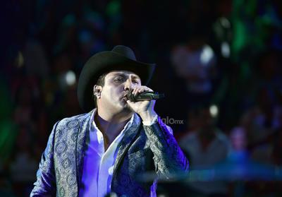 El cantante ofreció un espectáculo de más de dos horas.