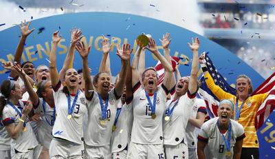 Estados Unidos y Holanda protagonizaron una histórica final femenil.