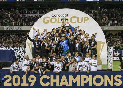 México se consagra campeón de la Copa Oro