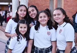 08072019 Andrea, Fernanda, Natalia, Regina y Natalia.