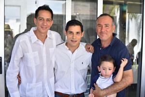 06072019 Juan Antonio, Fernando, Stewart y Constantino.