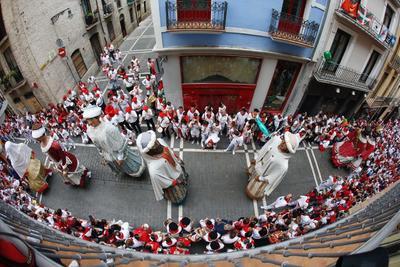 Una jornada más de esta tradicional y popular fiesta española.