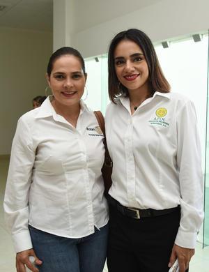 09072019 Sandra de Sánchez y Liliana Montelongo.