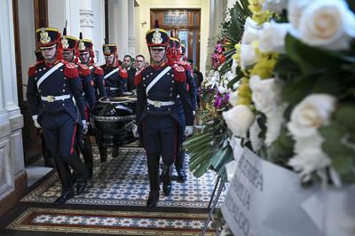 El exmandatario falleció a los 81 años en un centro médico bonaerense.