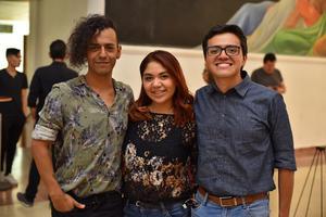 10072019 FESTIVAL DE FIN DE CURSOS.  Gil, Fernanda y Rodolfo.