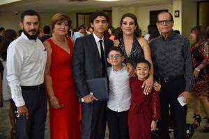 10072019 Carlos, Alejandra, Natalia y Carlos.