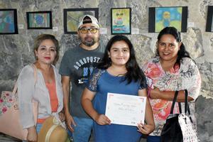 10072019 Beatriz, Ubaldo, María Elena y Alma Rosa.