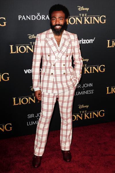 'Brillan' en el estreno de la nueva versión de El Rey León