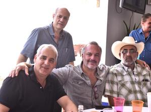 11072019 Jorge Bracho, Gerardo Espinoza y Carlos Murra.