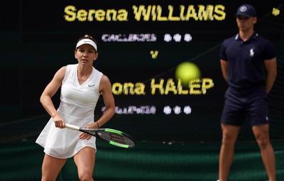 Simona Halep conquista Wimbledon