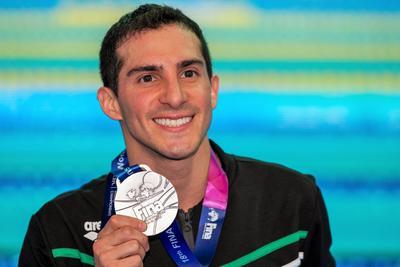 Pacheco, quien vive la recta final de su carrera, podría estar colgándose las últimas medallas de su ilustre trayectoria.