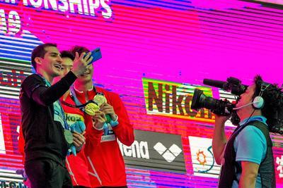 Pacheco Marrufo sumó 420.15 unidades para la plaza de segundo puesto.