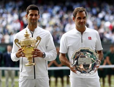 La final de este año ha sido la primera, a un total de cinco sets, desde la del 2014, cuando Djokovic se impuso a Federer, por 6-7 (7), 6-4, 7-6 (4), 5-7 y 6-4 en tres horas y 56 minutos.