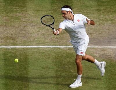 Intentaré olvidarlo, dijo Federer al serle preguntado en la pista tras casi cinco horas de lucha, y provocando las risas de los 15,000 espectadores. Ha sido un gran partido, y largo, lo di todo.