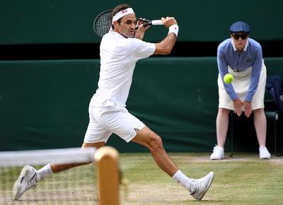 'Feliciades, Novak, ha sido una locura', dijo el suizo.