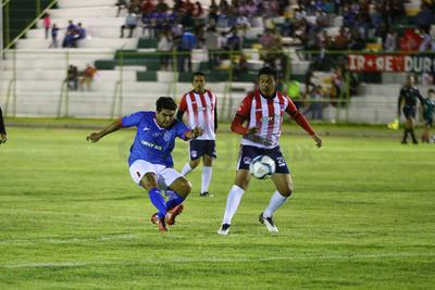 """Una genialidad de Ángel el """"Matute"""" Morales fue lo que necesitaba el Cruz Azul para abrir el marcador."""