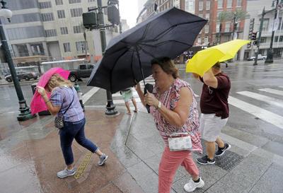 El Servicio Meteorológico Nacional emitió las advertencias a la ciudadanía.