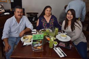 14072019 Coco, Fernando, Melina y Sammy.