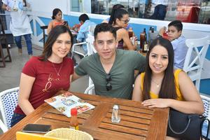 15072019 Dalel, Mía, Toto y Marian.