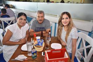15072019 Arlette, Fernando y Mariana.