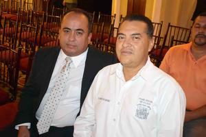13072019 PRESENTACIóN DE LIBRO.  Sergio y Homero.