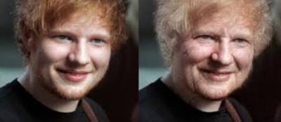 'Envejecen' a los famosos con nuevo filtro