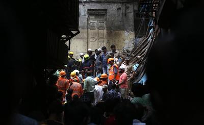 La tragedia nuevamente enluta a la India.